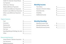Money Management / The right tools to help you manage your finances.