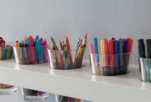 Pencil & Paint