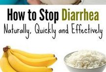 diahrea remedies