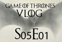 Game of Thrones Season 5 vlog