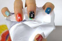 Réseaux Sociaux Nails N°-926  / Vernis semi-permanent, vernis, nails arts