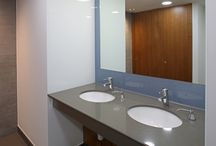 Vanities / A selection of the vanities installed on recent projects.