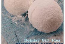 Gift Ideas (Homemade)