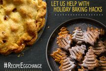 Holiday Hacks / We're helping you bake your very best all holiday season long! / by Incredible Egg