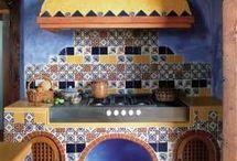 кухня плитка