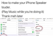 Music Hacks