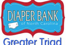 Greater Triad Branch / We are proud to be joining forces with the Piedmont Diaper Bank to create a Diaper Bank of NC branch called the Greater Triad!