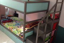 ideas habitación nenas