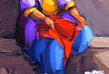 Saim Dursum / pinturas