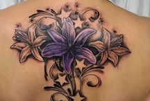 Tattoos & Piercings / by Ashleigh Propes