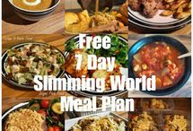 Slimming World Meal Plans