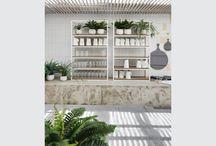 interiors // hospitality