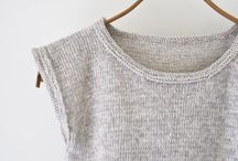 Knitted tees