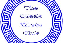 The Greek Wives Club / The man may be the head, but the woman is the neck and she can turn the head any way she wants!  www.thegreekwivesclub.com
