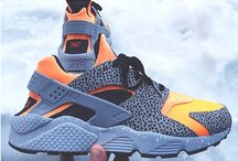 Nike Shoes Air Huarache Man