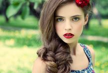 Hair looks :-*