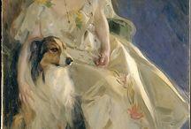 arte - Anders Zorn (1860-1920) / arte - pittore svedese