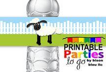 Sheep Party Ideas