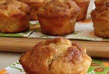 Muffins e manzana
