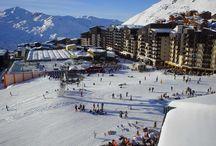 3 Valleys - Val Thorens, Meribel, Courchevel / by SnowVasion