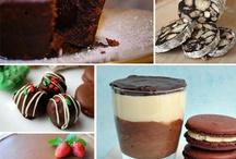 CHOCOLATE, UNA DELICIA !!! / El chocolate en todas sus presentaciones es delicioso. / by Clara Isabel Peinado Amaya