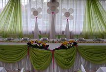 Zöld dekoráció / Www.dekowest.hu