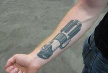 tattoo ideas / by Trish Bradford-Eveland