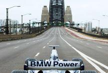 BMW Racing Cars