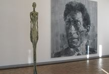 Giacometti by contemporary artists