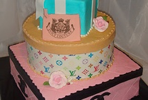 Birthday Cake ideas 16th Bday