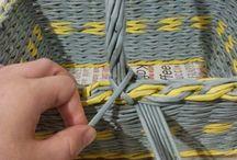 Плетение ручки
