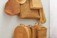 Wicker and Straw / by Joy Corine Henderiks
