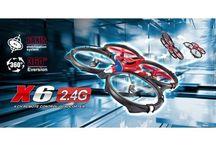 Syma x6 / Syma X6  4-kanaals 2,4 GHz Quadcopter   Eind Febr begin Maart komen ze binnen
