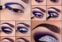 Make yeux