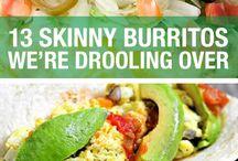 Skinny Mom Food / Slimmed down food recipes