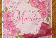 Stampin Up Mother's day