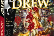 Nancy Drew #8: The Haunted Carousel / by Nancy Drew Games