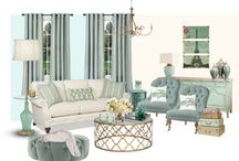 Living Room - The Look / by Julie Christle