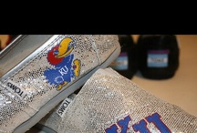 Rockchalk! / by Alison Reichert