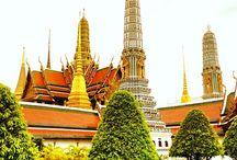 Thailand, Bangkok / Hotel, accomodation, place to visit