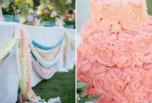 Wedding Cakes & Decorations