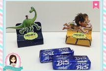 Festa O Bom Dinossauro / Festas Criativas e Personalizadas você encontra aqui. Procurando fofuras para a sua festa? Na nossa loja tem! http://loja.danifestas.com.br/