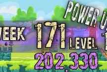 Angry Birds Friends Week 171 power up / Angry Birds Friends Tournament Week 171 all Levels  HighScore  , 3 star strategy High Scores power up visit Facebook Page : https://www.facebook.com/pages/Angry-birds-for-play/473374282730255 blogger page : http://angrybirdsfriendstournaments.blogspot.com/ twitter : https://twitter.com/carloce_kiven