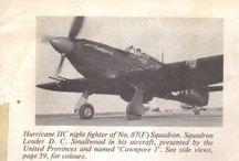 Hurricanes & Spitfires