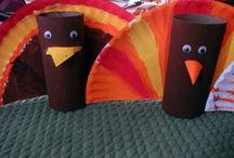 Thanksgiving kids / by Lee Ann