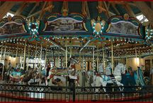 carousels... / disclaimer:  these pics are for reference only.  these pics do not belong to me unless otherwise noted. / by Karen Beck