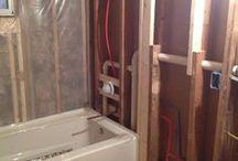 Bathroom Renovations / Bathroom renovations or refurbishments for rental properties