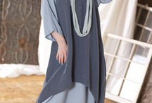 Lagenlook-Layered Clothe
