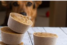 Homemade Dog Food and Treats / by Healthful Pursuit