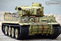 RC TANKS  /  RC PANZER / www.heng-long-panzer.de